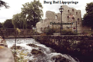 Burg Bad Lippspringe
