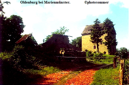 Oldenburg-Marienmünster